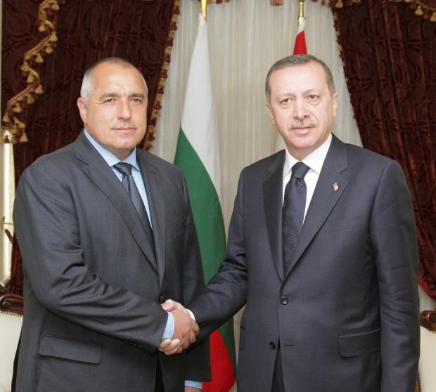 Ердоган Борисов