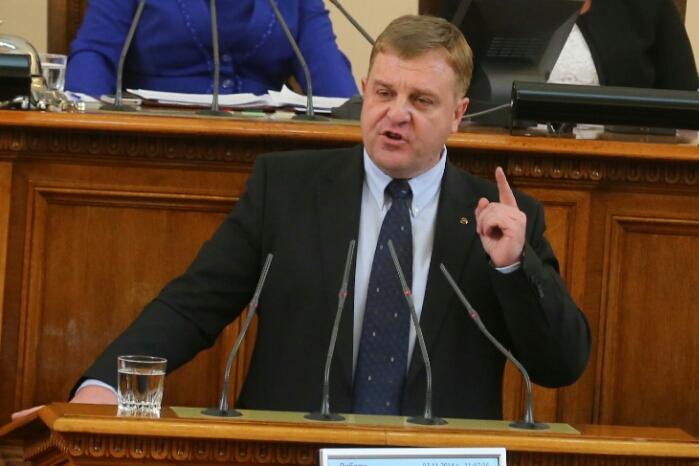 Красимир Каракачанов 07112014 1