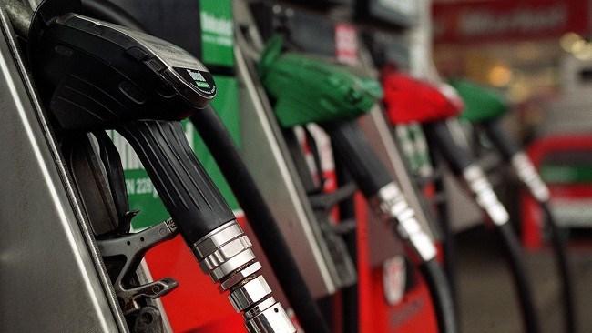 бензиноколонка горива