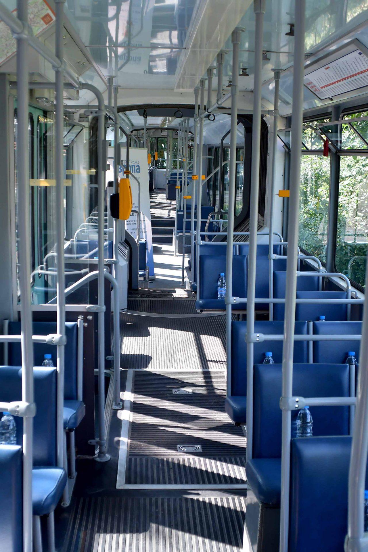 Трамвай Градски транспорт