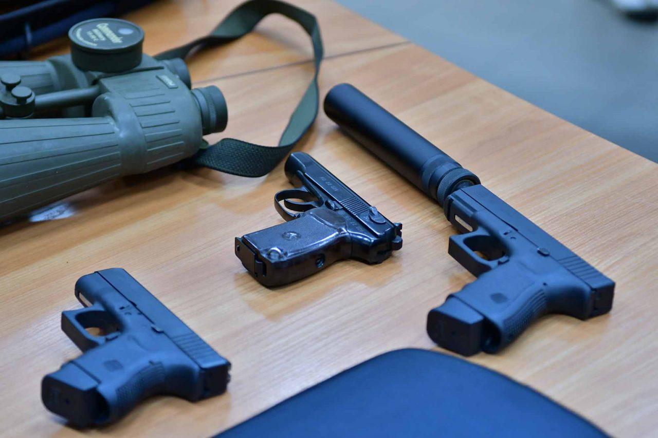 Извънредно! Разбиха оръжейна фирма с офиси в централата на БЧК в София…
