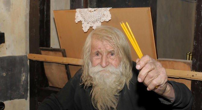 Добре Димитров Добрев, известен като Дядо Добри, почина днес на