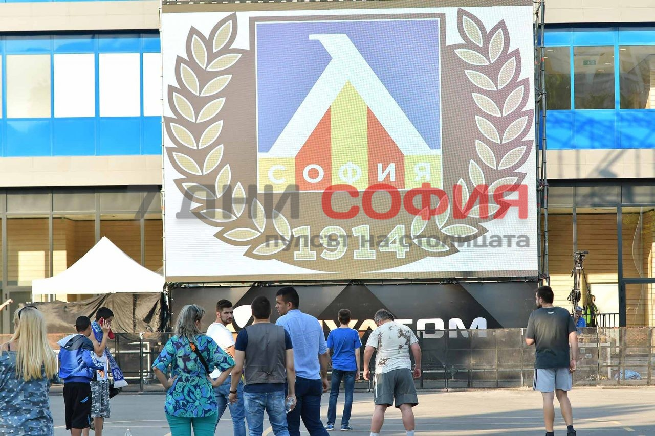 Левски Хайдук (3)