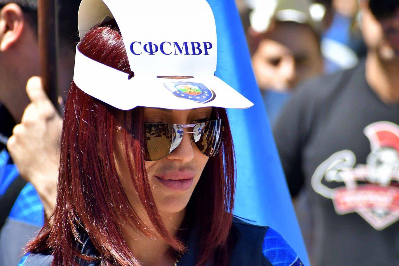 Национален протест на МВР пред нардното събрание (34)