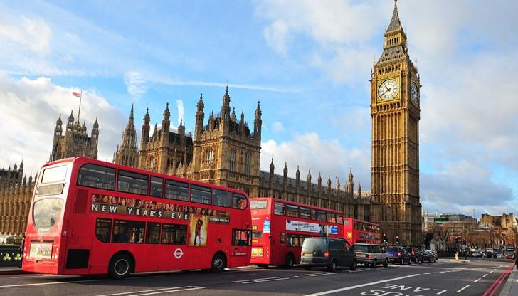Англия Лондон Брекзит