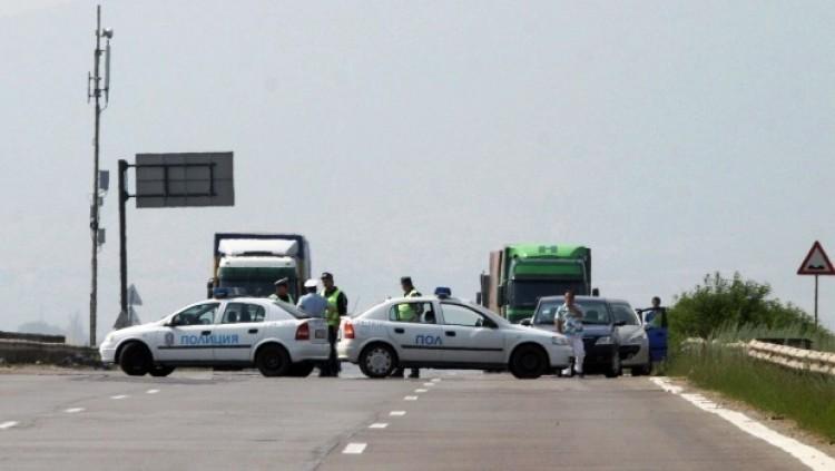 Полиция магистрала тир мвр