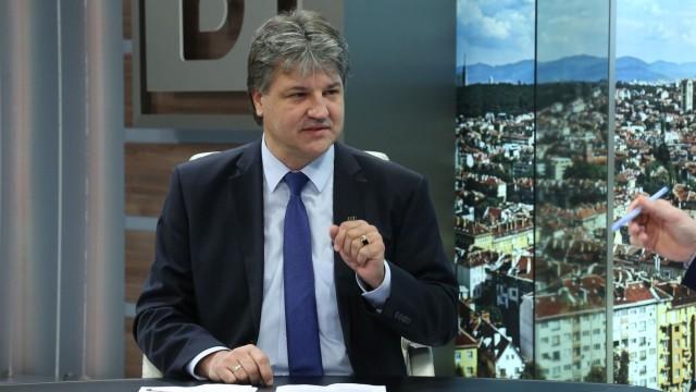 Снимка: Димитър Узунов си призна: Получавам 7 000 лв. заплата. Ще си получа абсолютно всичко, което ми се полага…