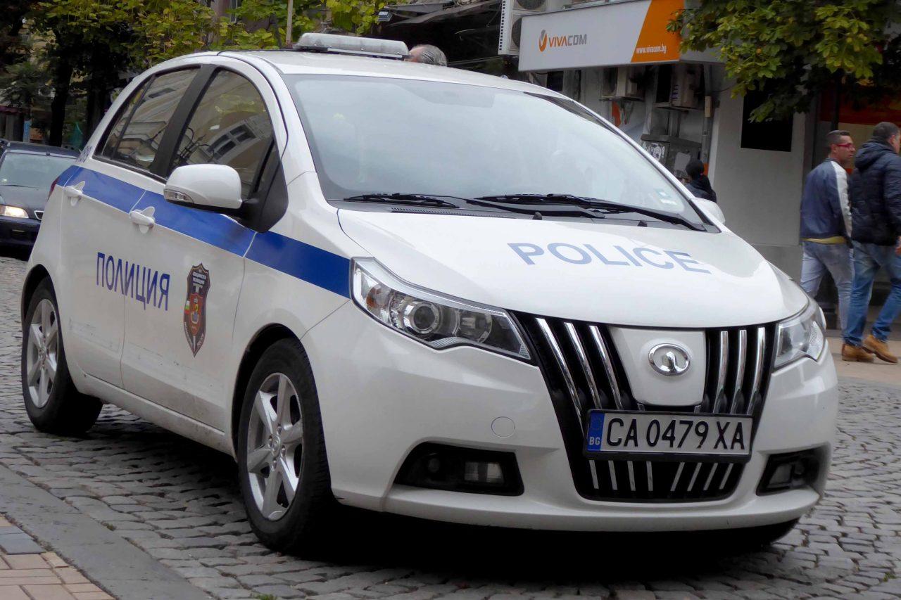 Полиция София