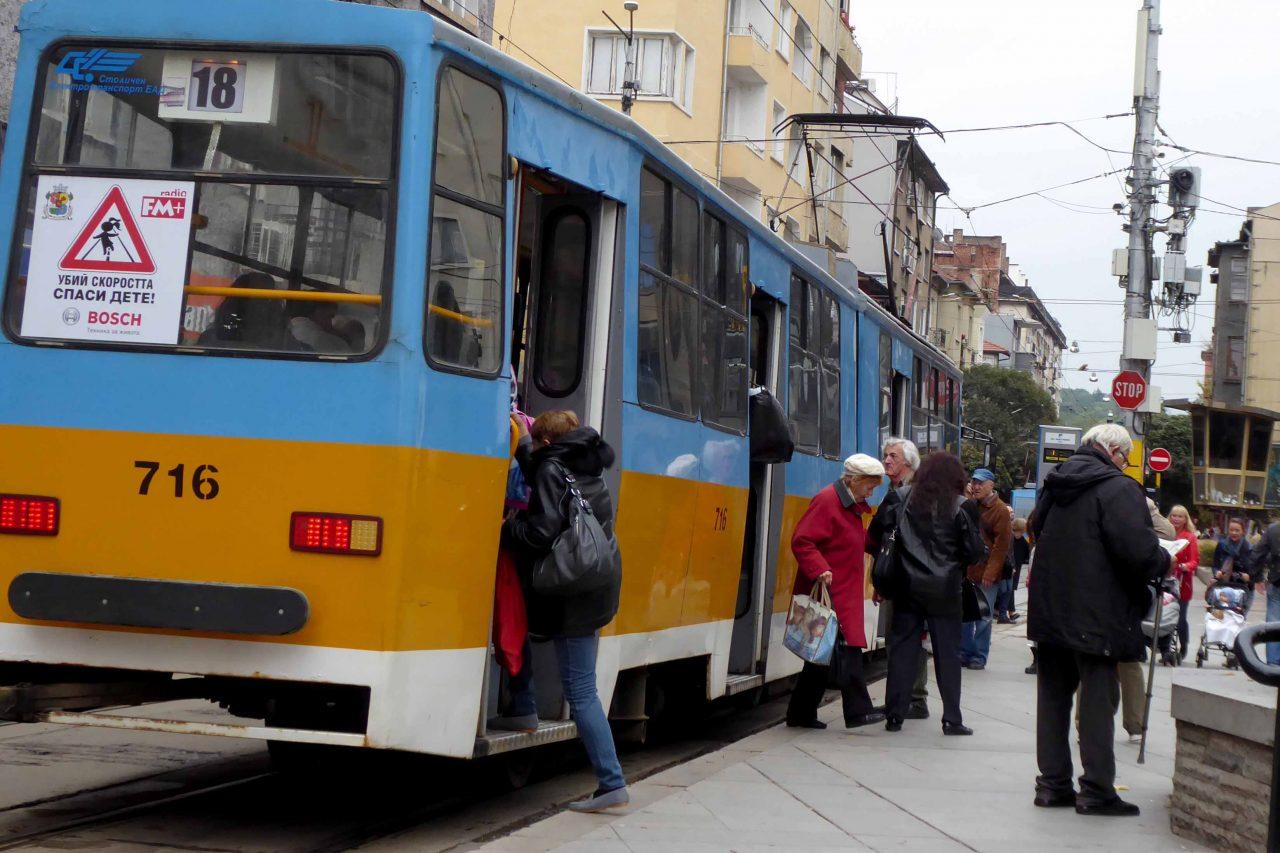 Трамвай София (1)