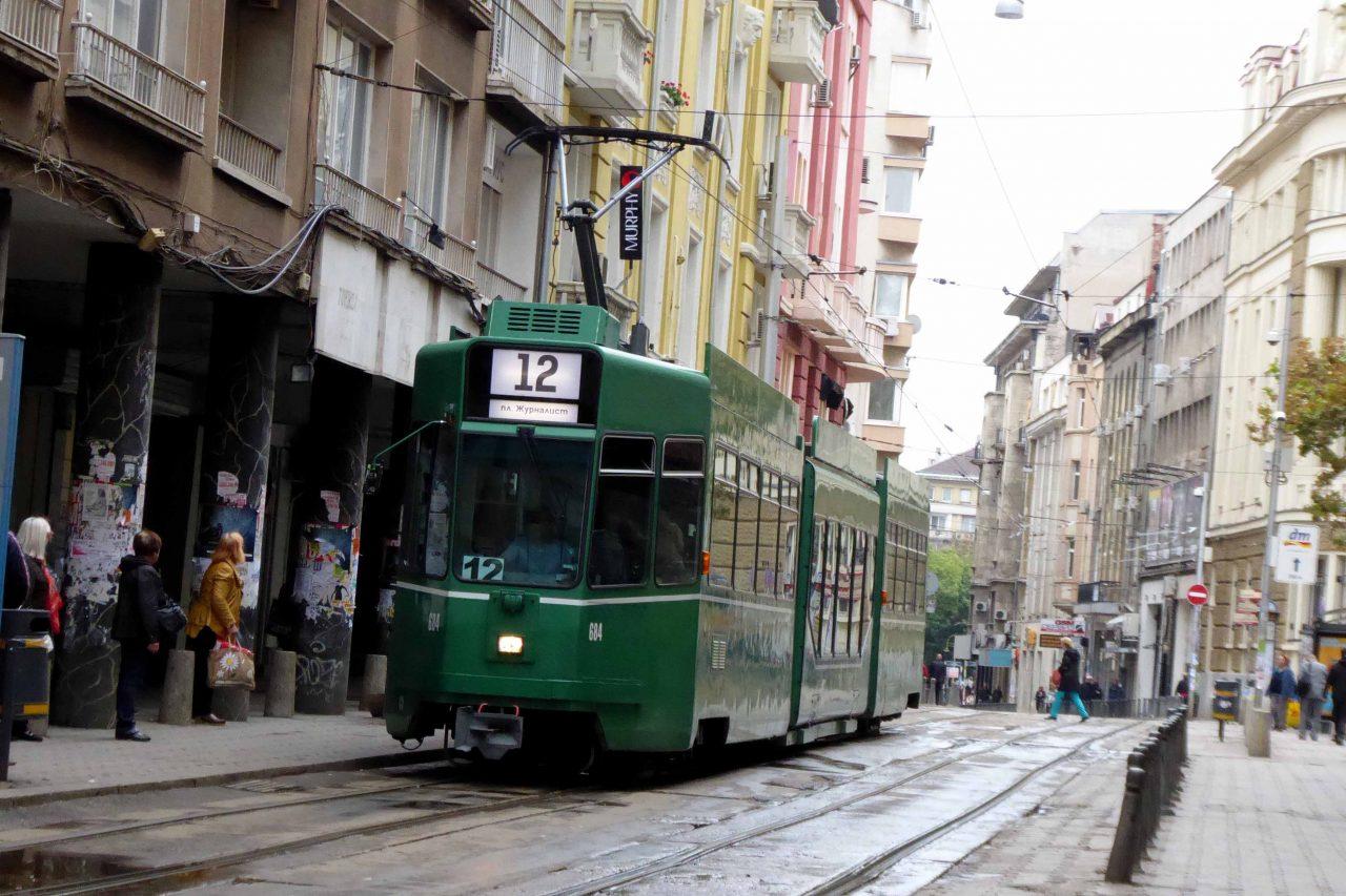 Трамвай София