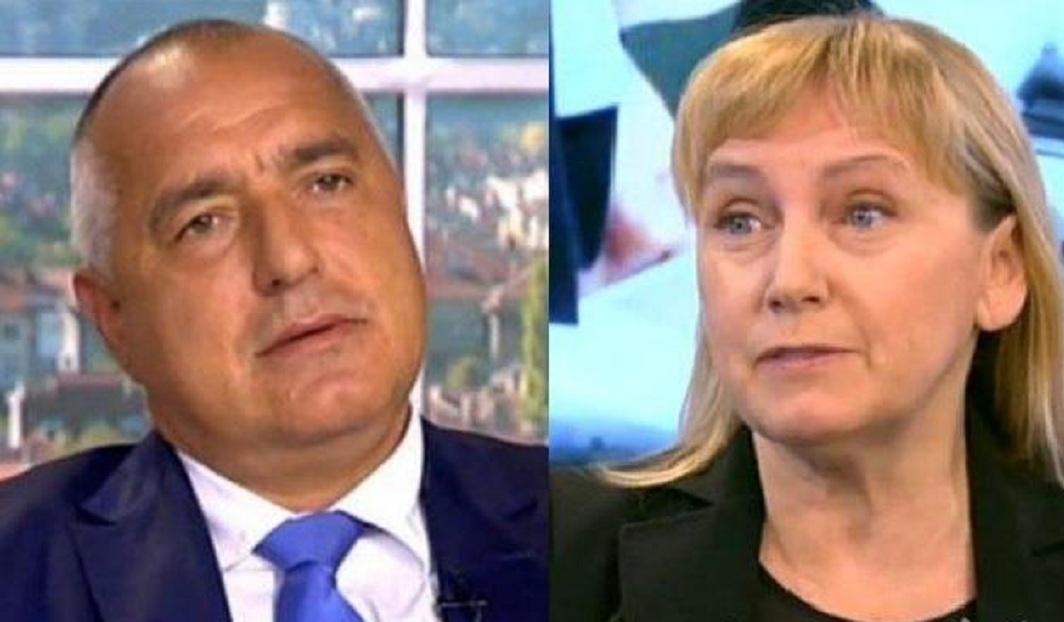 Йончева и Борисов
