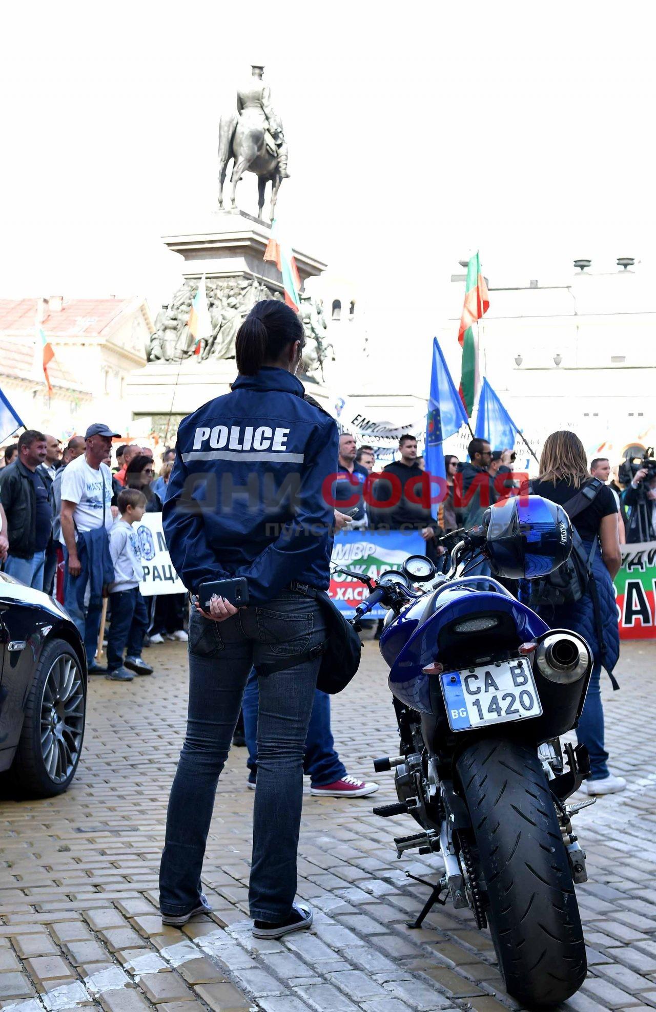 Протест на МВР (24)