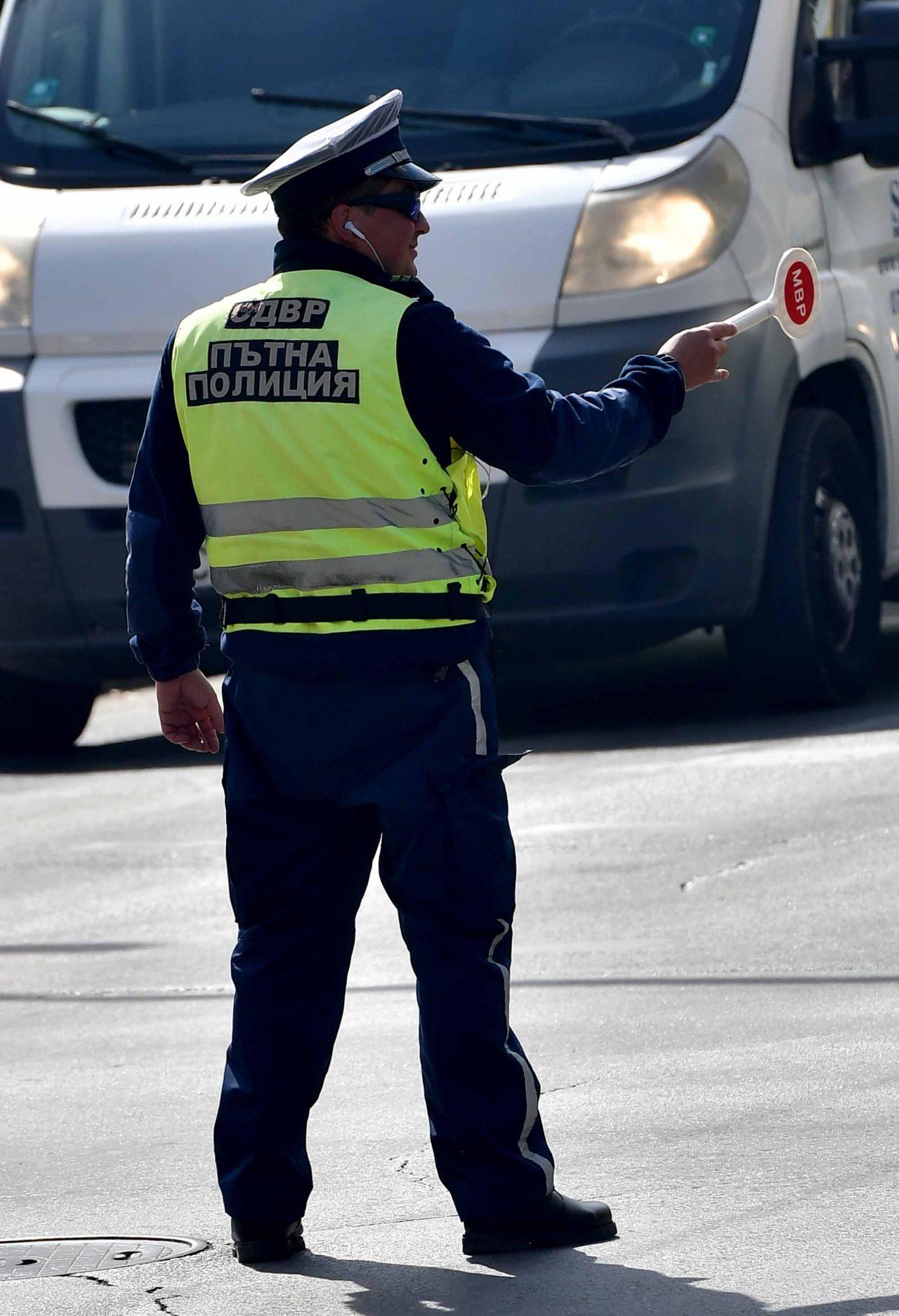 Пътна Полиция Пилицай Регулировчик (1)