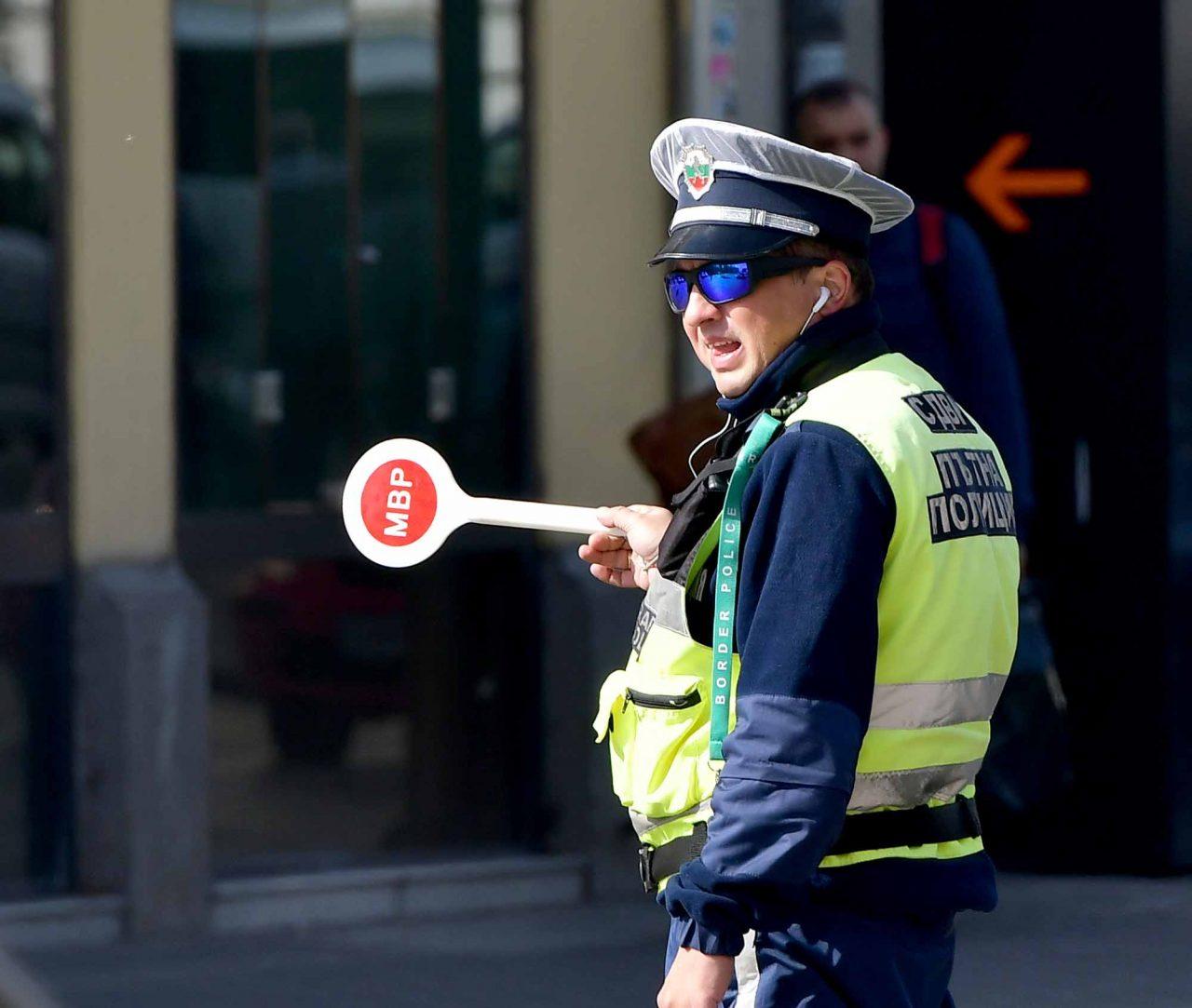 Пътна Полиция Пилицай Регулировчик (2)