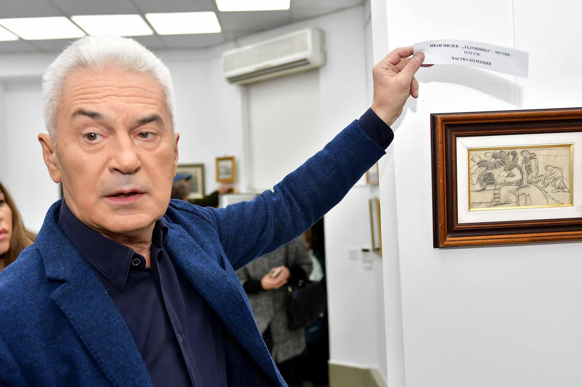 """Лидерът на """"Атака"""" Волен Сидеров ще предложи анкетна комисия в"""