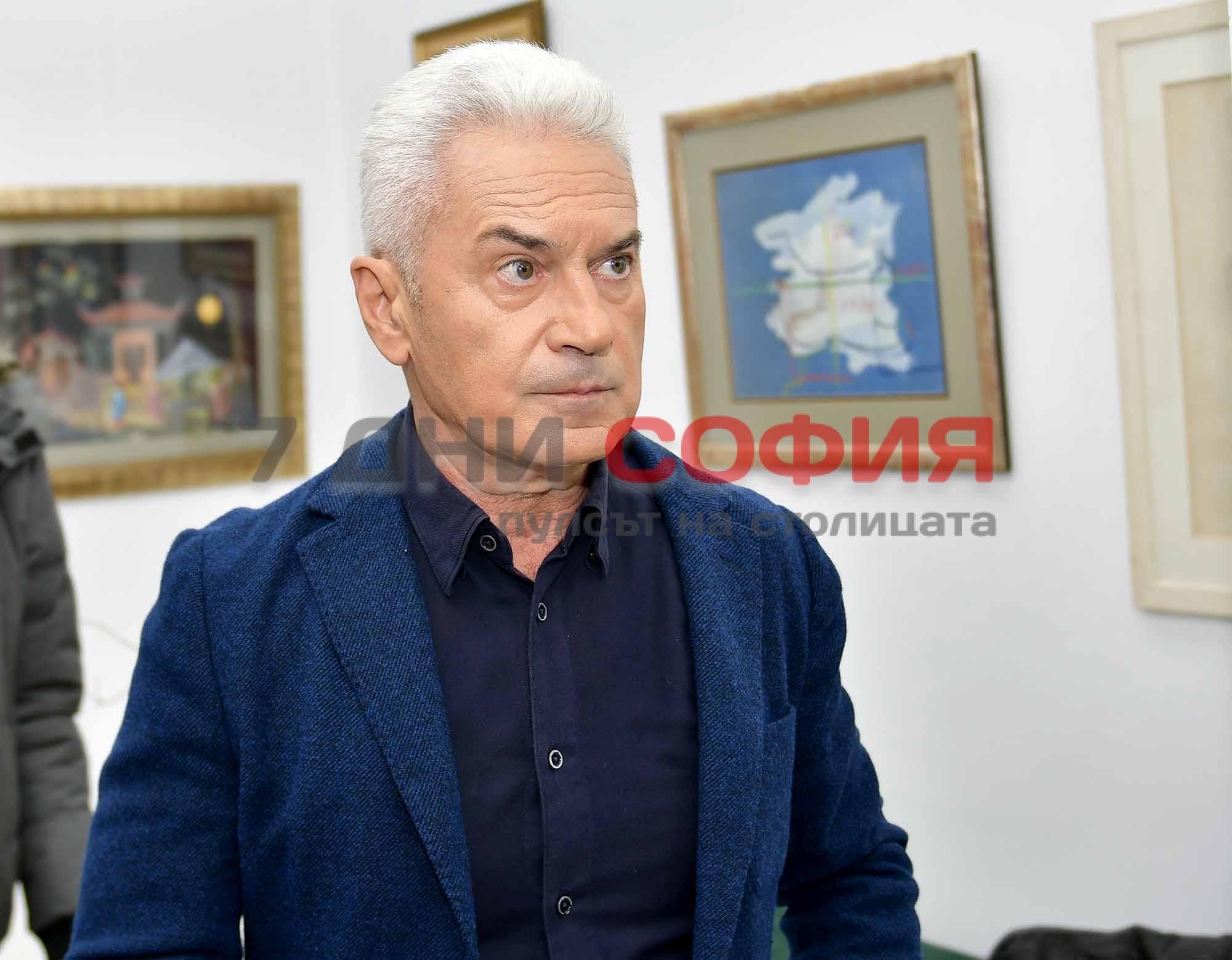 """БНТ1 излезе с остра декларация срещу лидера на """"Атака"""" Волен"""