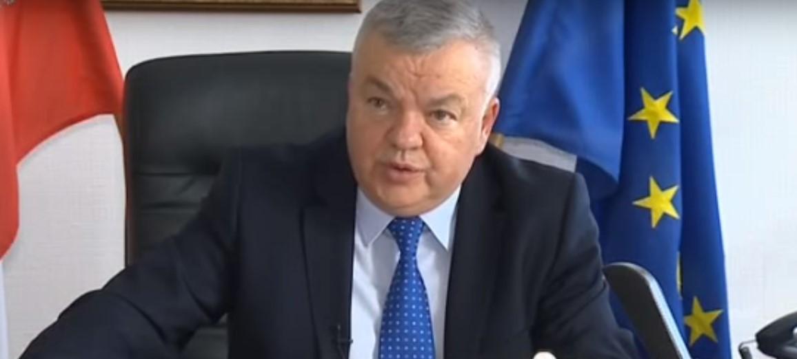 Началникът на Националната служба за охрана (НСО) Ангел Антонов е