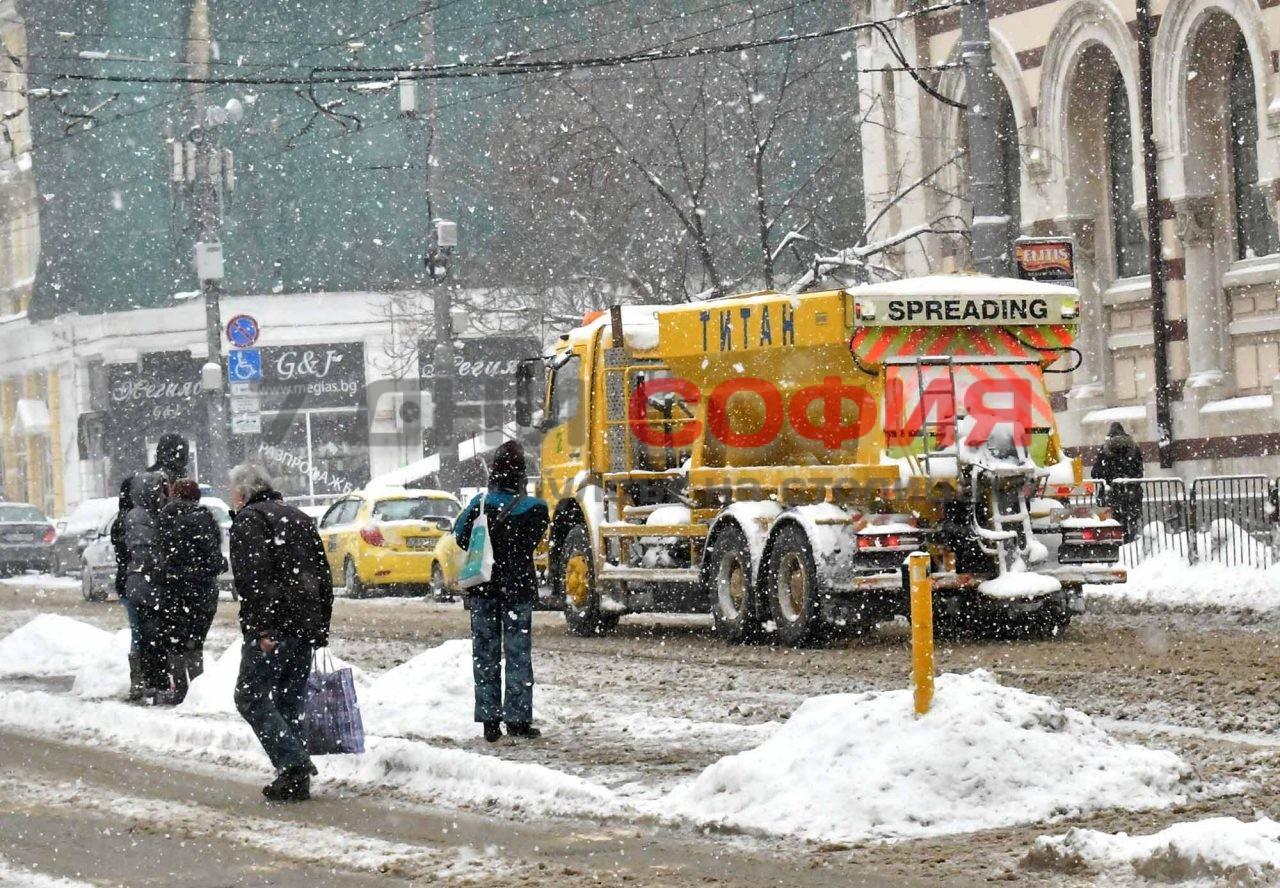 Сняг София Зима (7)