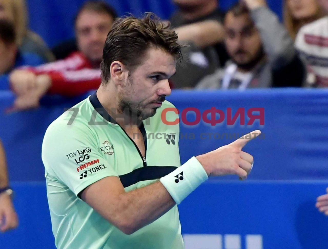 тенис Софиа Оупен 2018 (33) Вавринка
