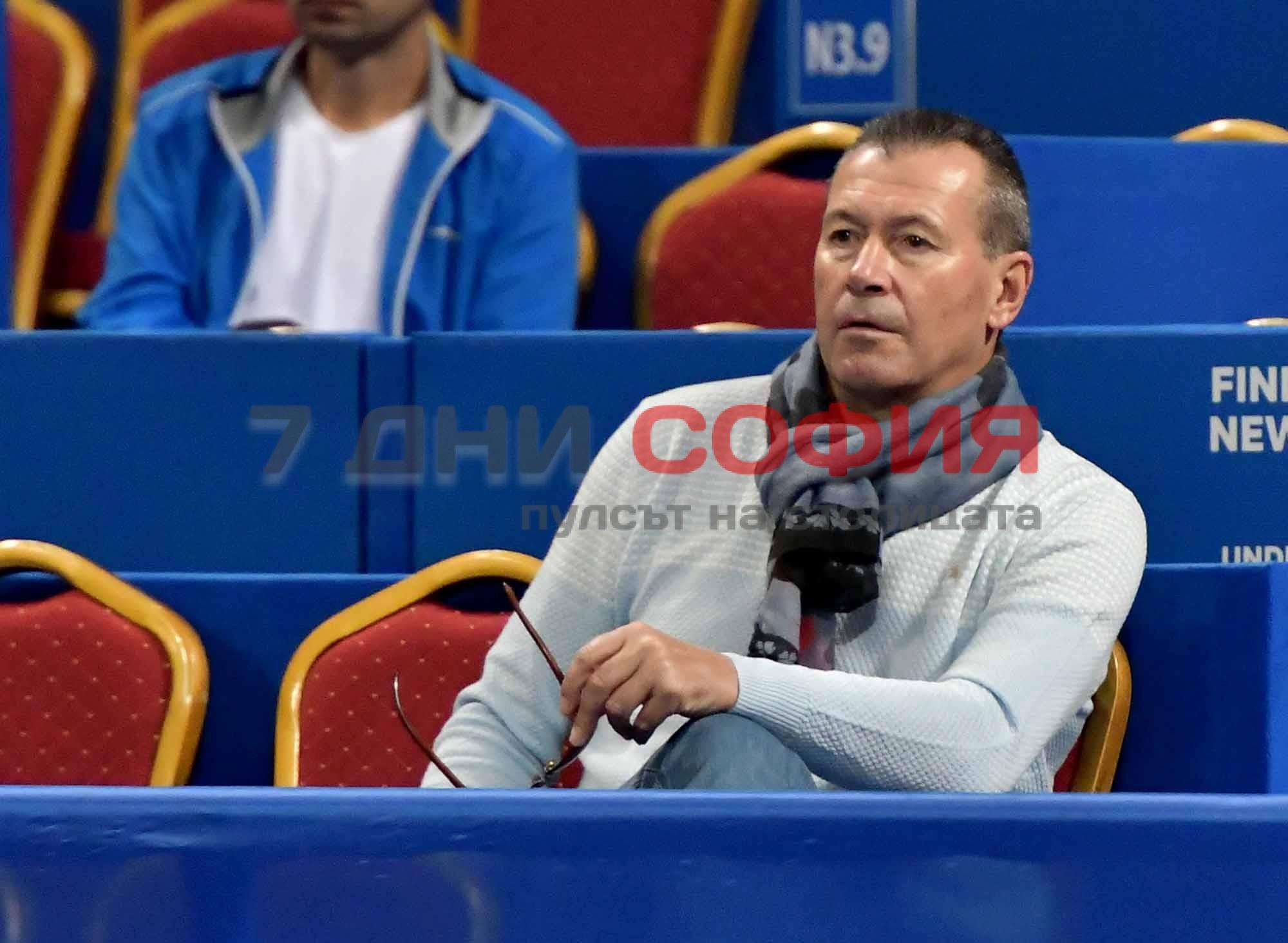 Бившият директор на ЦСКА – Георги Илиев коментира в ефира