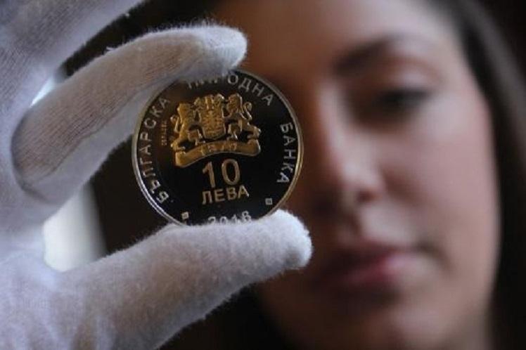 Монета европредседателство