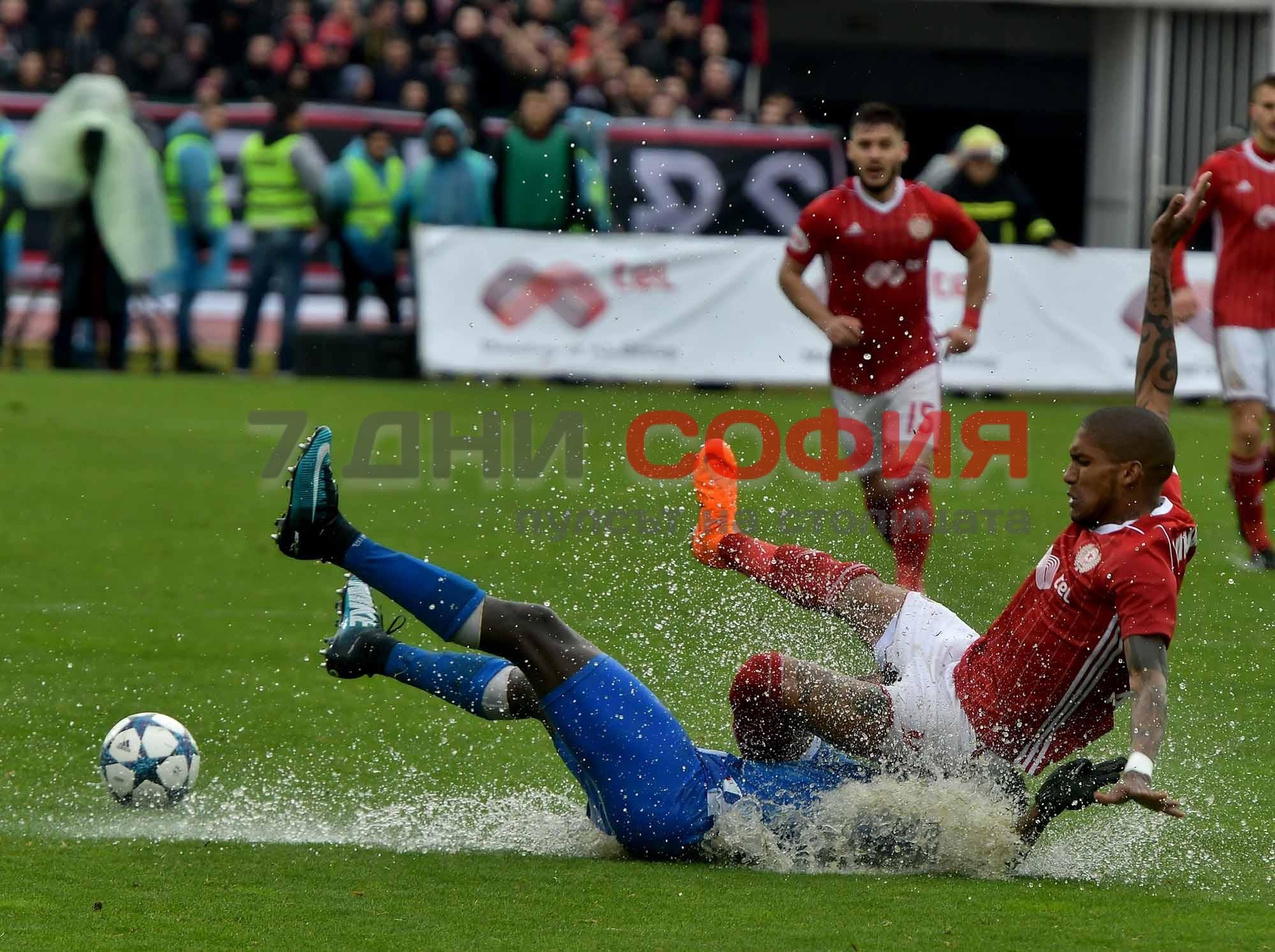 ЦСКА успя да спечели с минималното 1:0 вечното дерби с