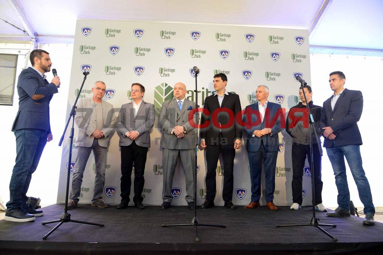 Нова волейболна зала на ВК Левски (13)