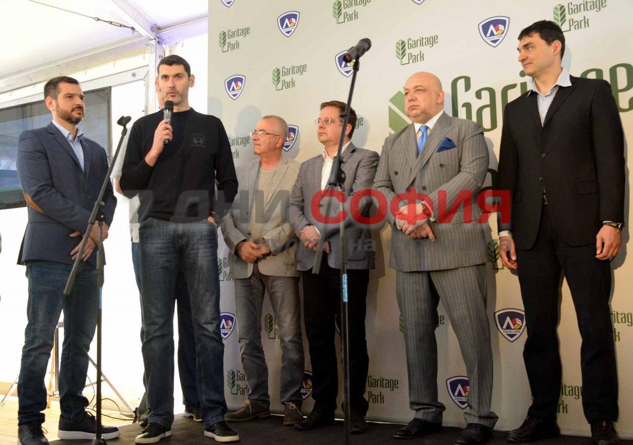 Нова волейболна зала на ВК Левски (18)