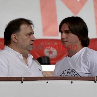 Главният скаут на ЦСКА Велизар Димитров изгледа двубой от Висшата