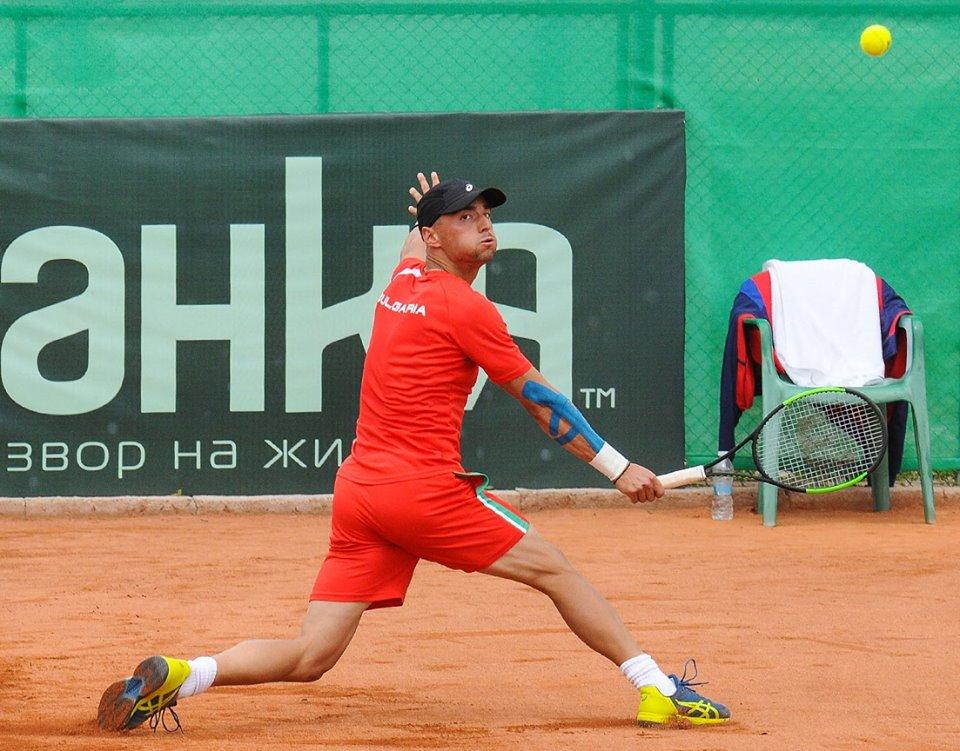 Димитър Кузманов записа втора победа в квалификациите на турнира от