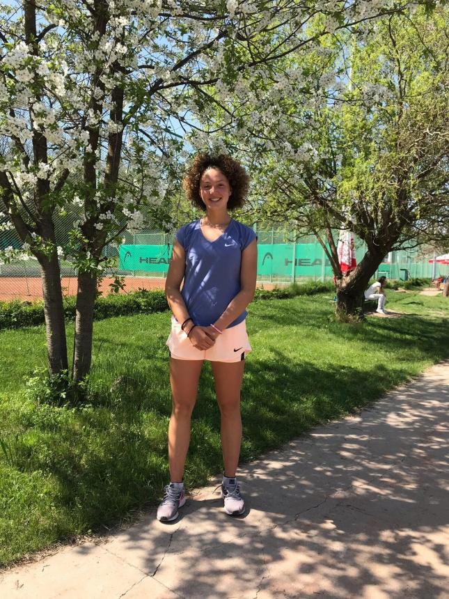 """България ще има финалистка при девойките на """"Haskovo Cup 2018""""."""