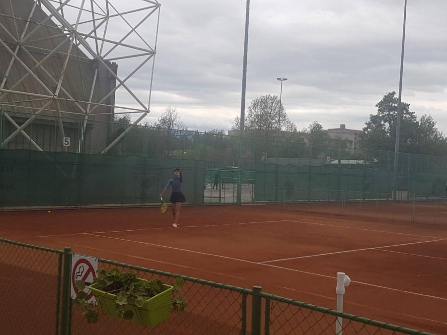 "Гергана Топалова се класира за полуфиналите на турнира ""Plovdiv Cup""."