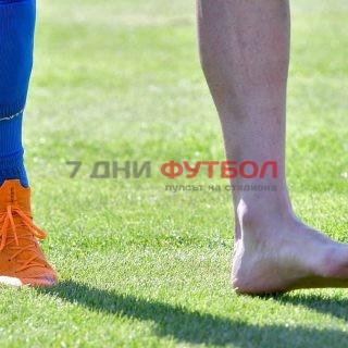 Левски записа първа победа в топ 6 на Първа лига.