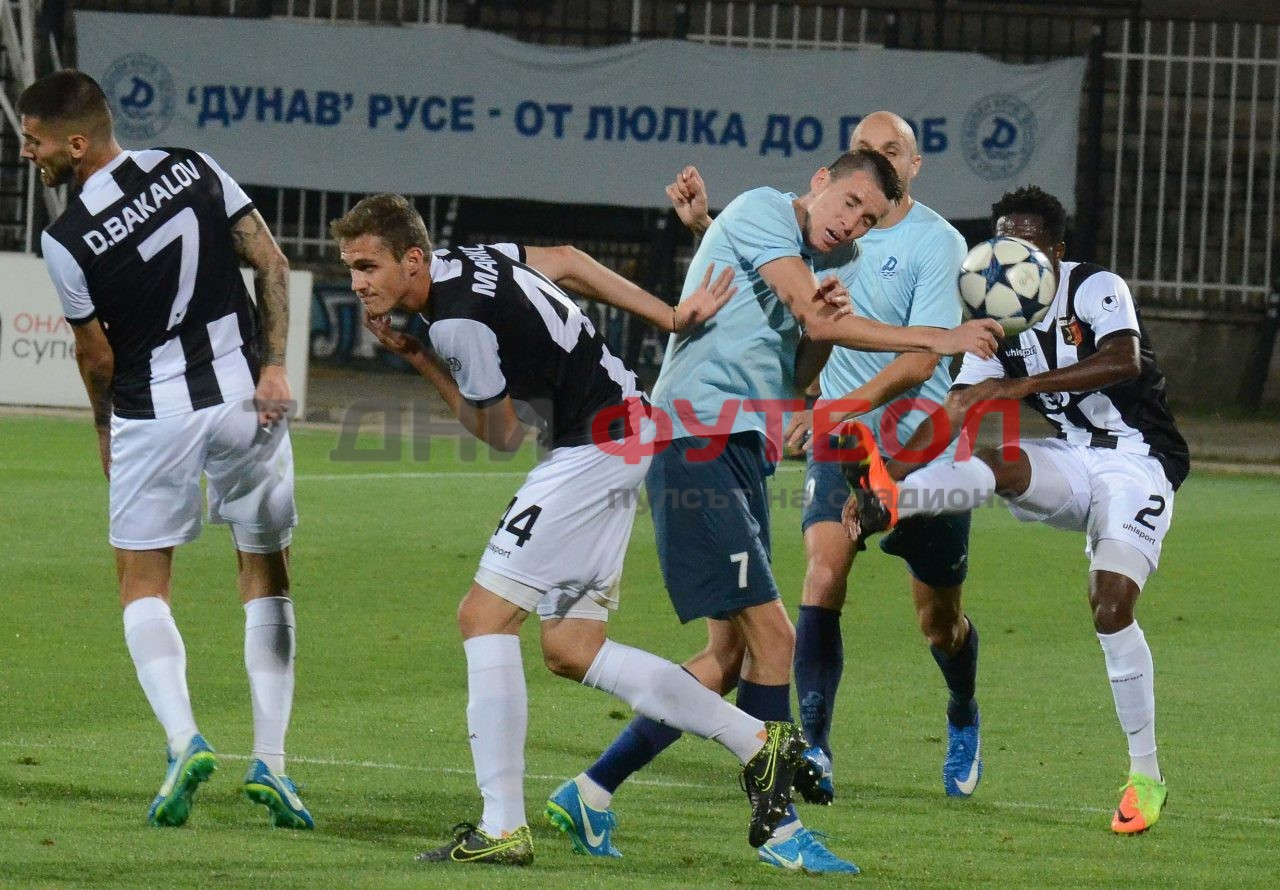 Дунав ще играе в Първа лига и през следващия сезон.