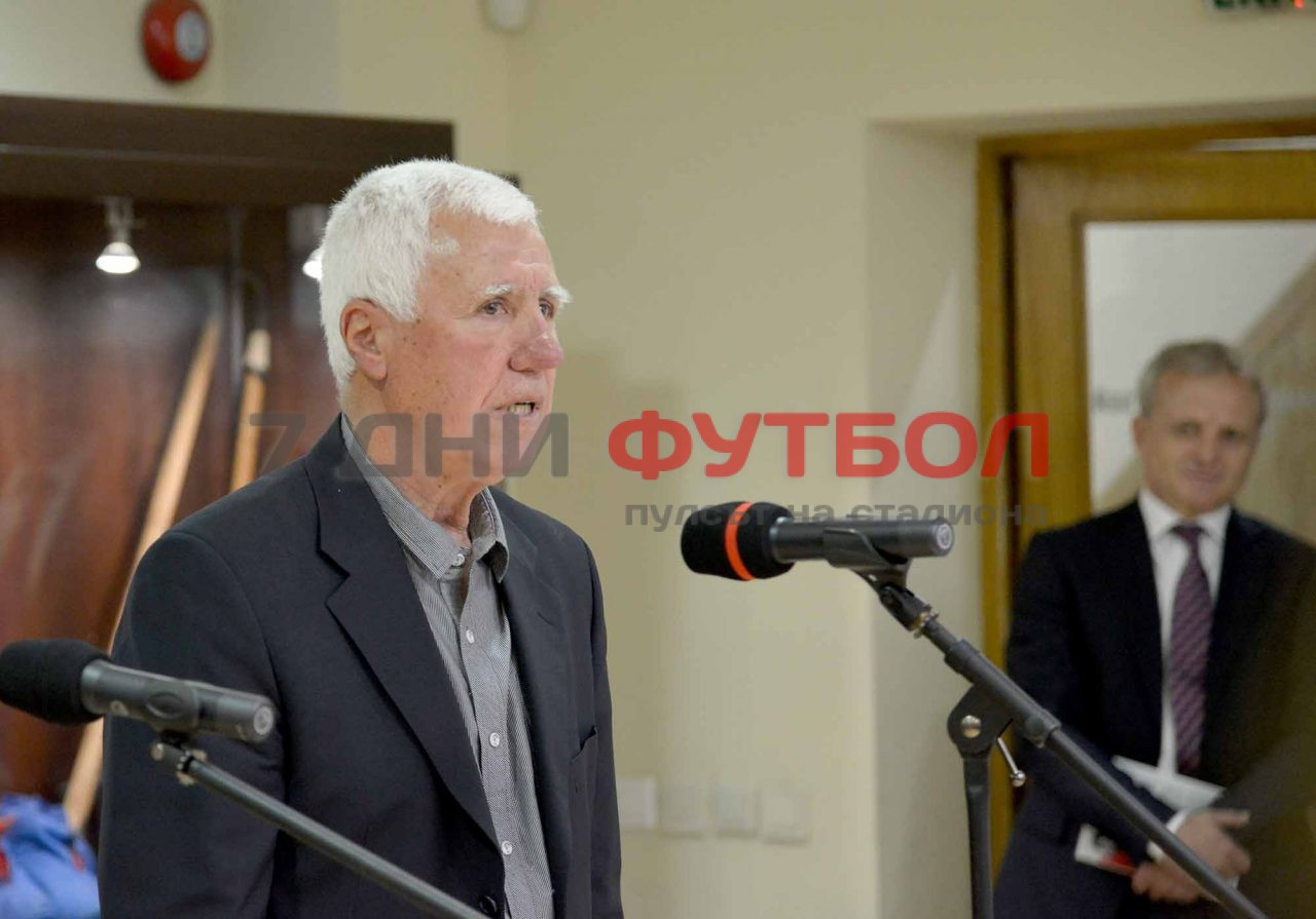 Легендата на ЦСКА Аспарух Никодимов сподели виждането си какъв трябва