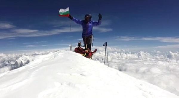 Алпинистът Боян Петров е в неизвестност от дни, някъде по