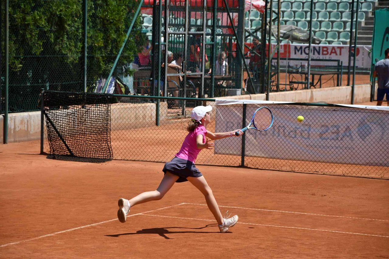 Държавно лично първенство на открито юноши и девойки до 16 год. ТК Спорт палас Сливен (1)