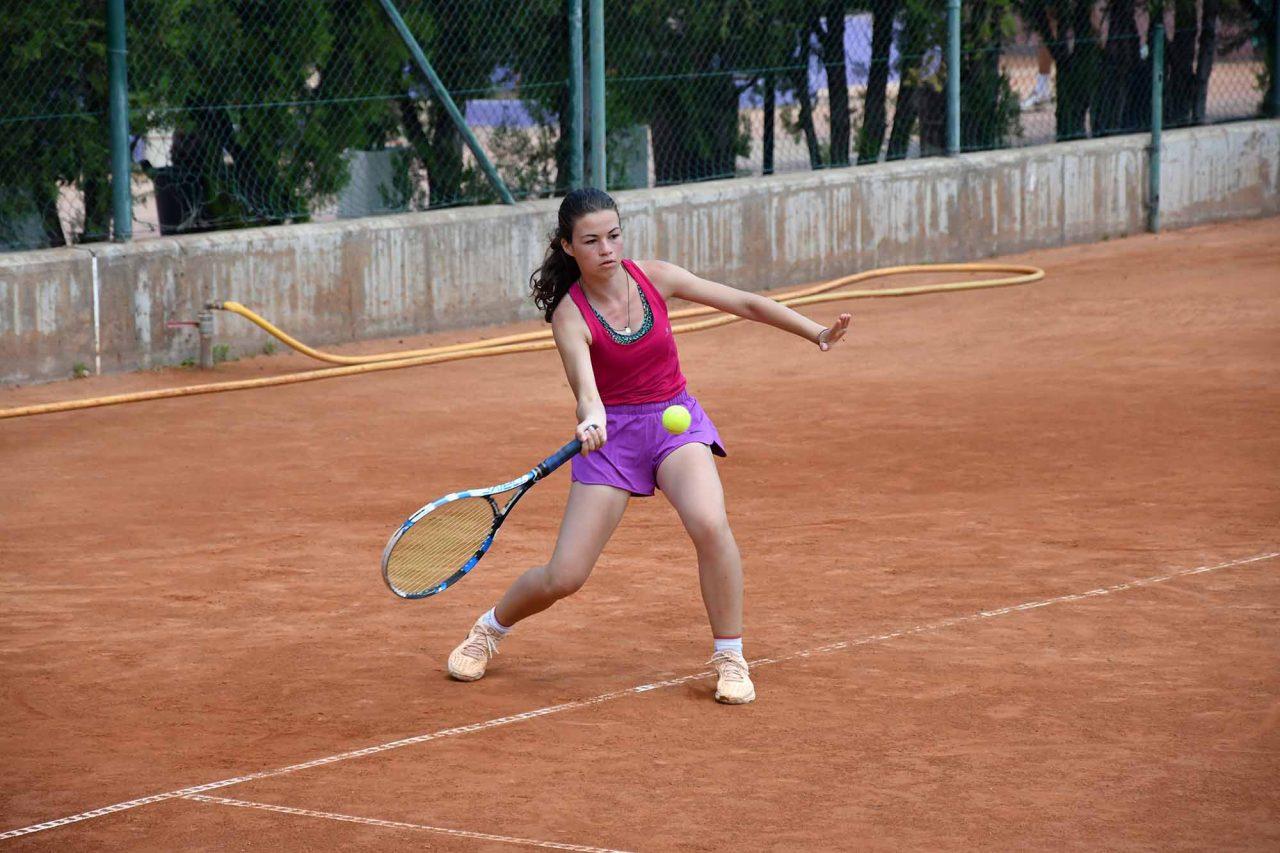 Държавно лично първенство на открито юноши и девойки до 16 год. ТК Спорт палас Сливен (12)