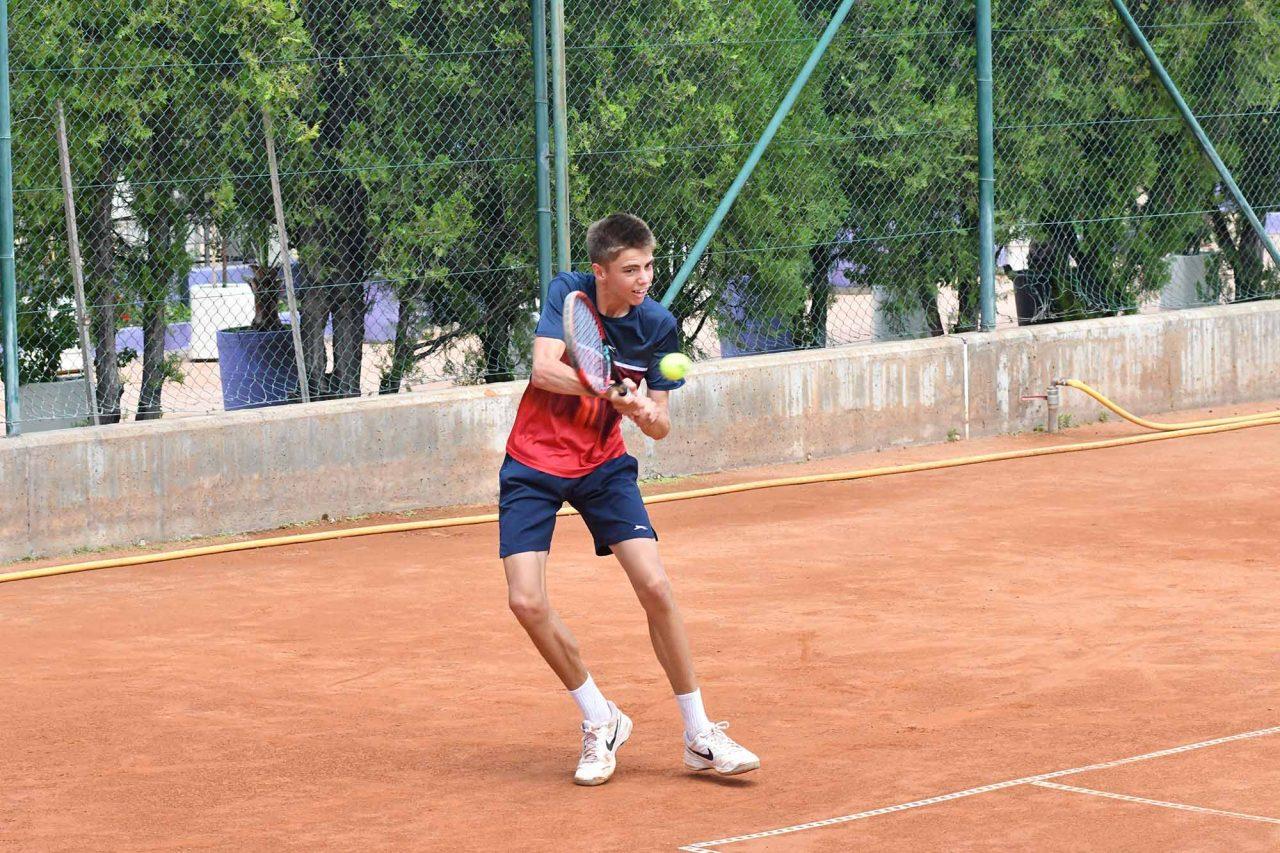Държавно лично първенство на открито юноши и девойки до 16 год. ТК Спорт палас Сливен (36)