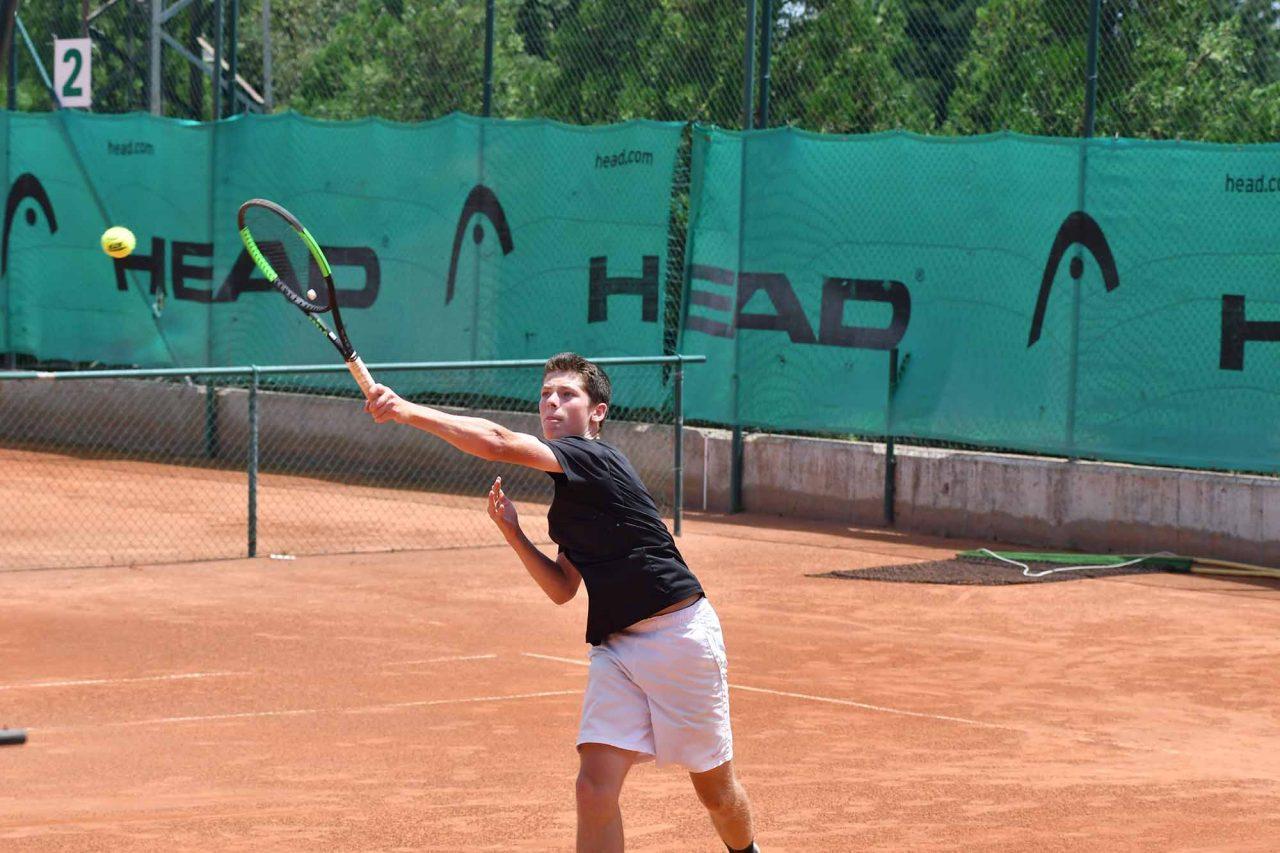 Държавно лично първенство на открито юноши и девойки до 16 год. ТК Спорт палас Сливен (37)