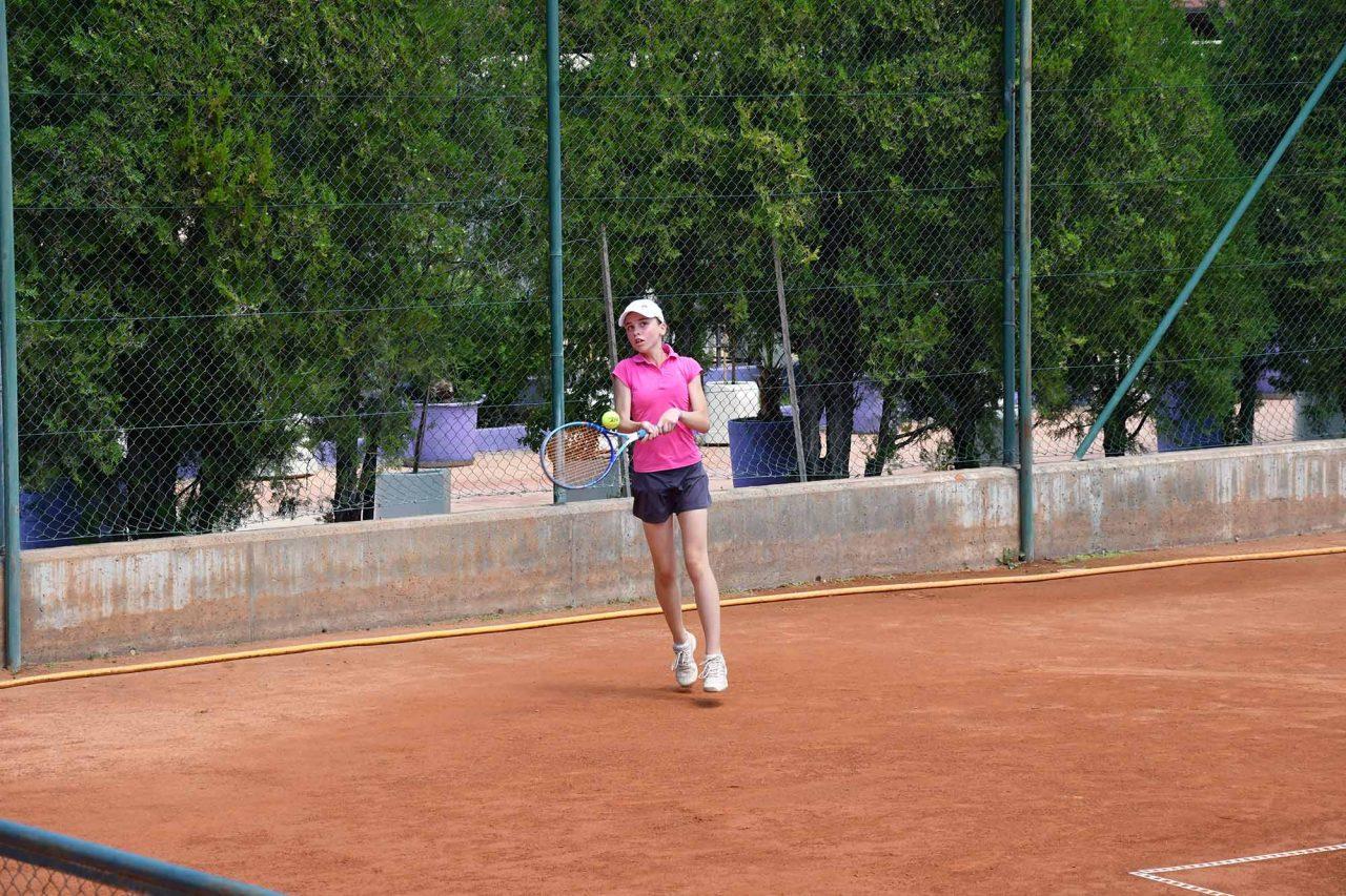 Държавно лично първенство на открито юноши и девойки до 16 год. ТК Спорт палас Сливен (4)