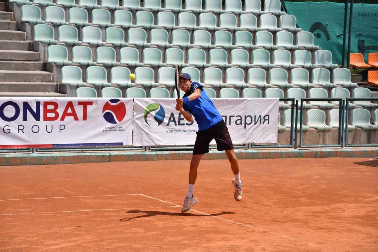 Държавно лично първенство на открито юноши и девойки до 16 год. ТК Спорт палас Сливен (44)