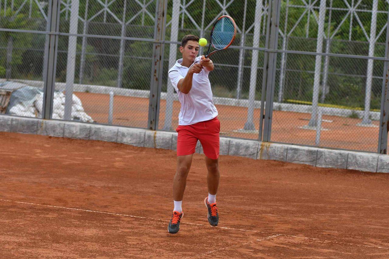 Държавно лично първенство на открито юноши и девойки до 16 год. ТК Спорт палас Сливен (48)