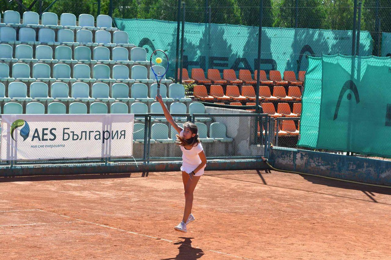 Държавно лично първенство на открито юноши и девойки до 16 год. ТК Спорт палас Сливен (53)