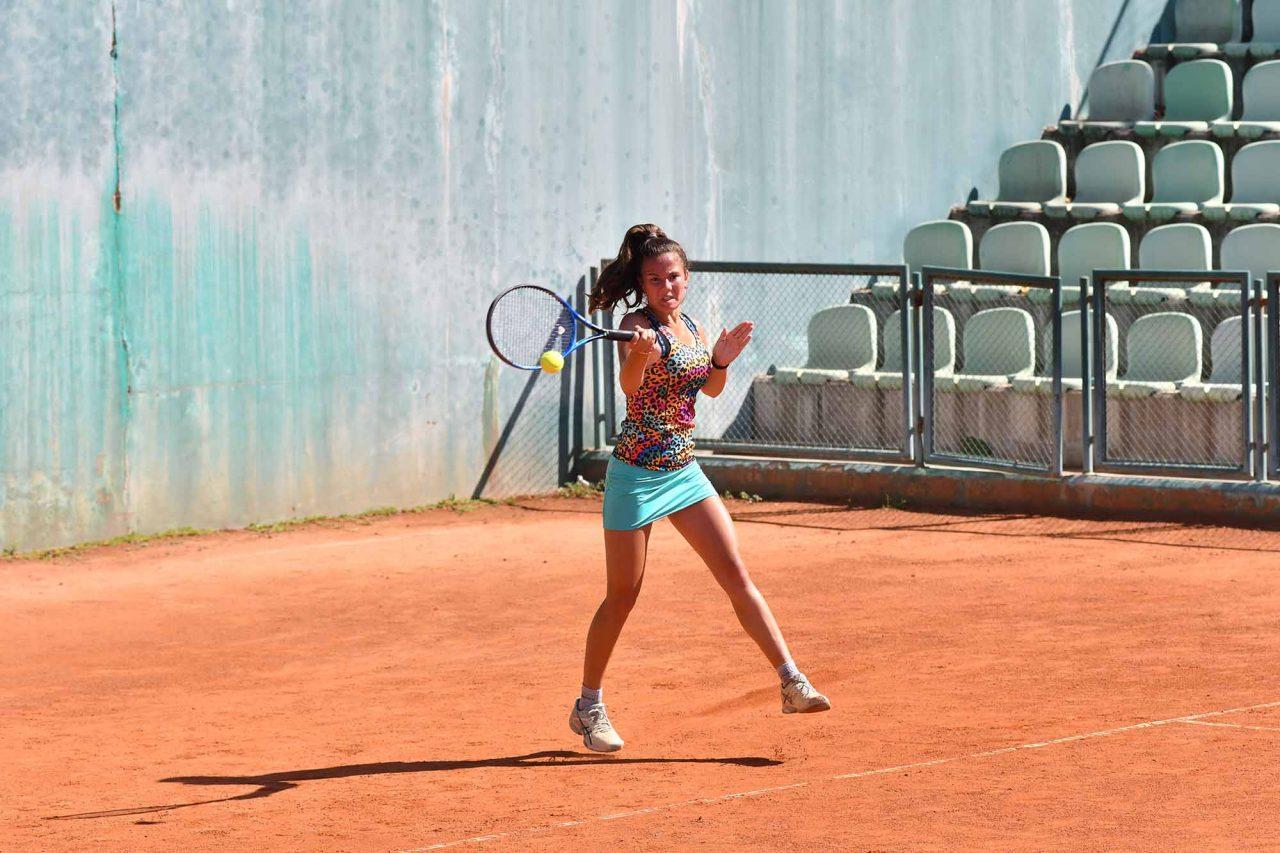 Държавно лично първенство на открито юноши и девойки до 16 год. ТК Спорт палас Сливен (54)