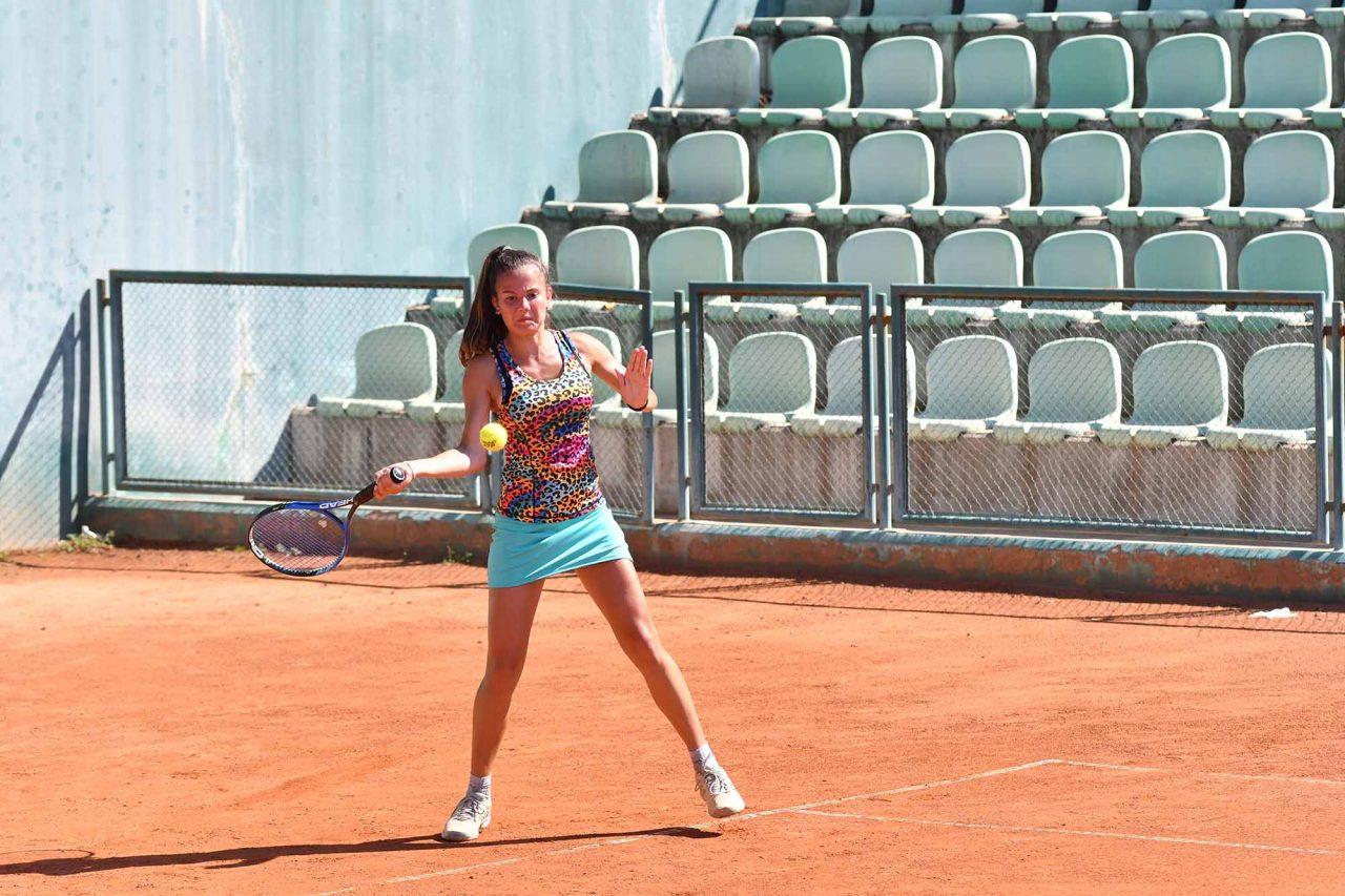 Държавно лично първенство на открито юноши и девойки до 16 год. ТК Спорт палас Сливен (55)