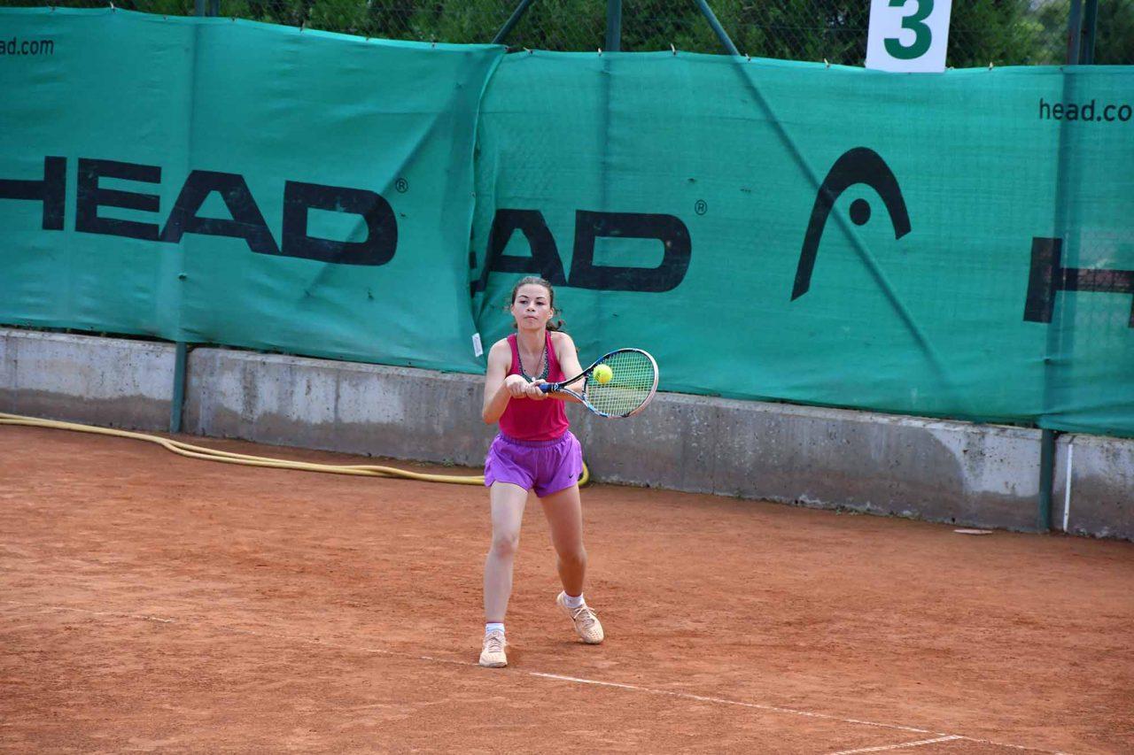 Държавно лично първенство на открито юноши и девойки до 16 год. ТК Спорт палас Сливен (7)