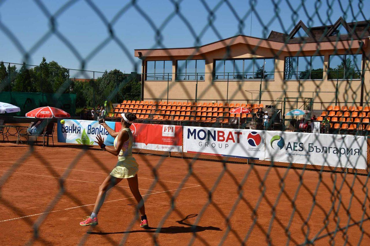 Държавно първенство тенисдо 16 години Сливен (1)