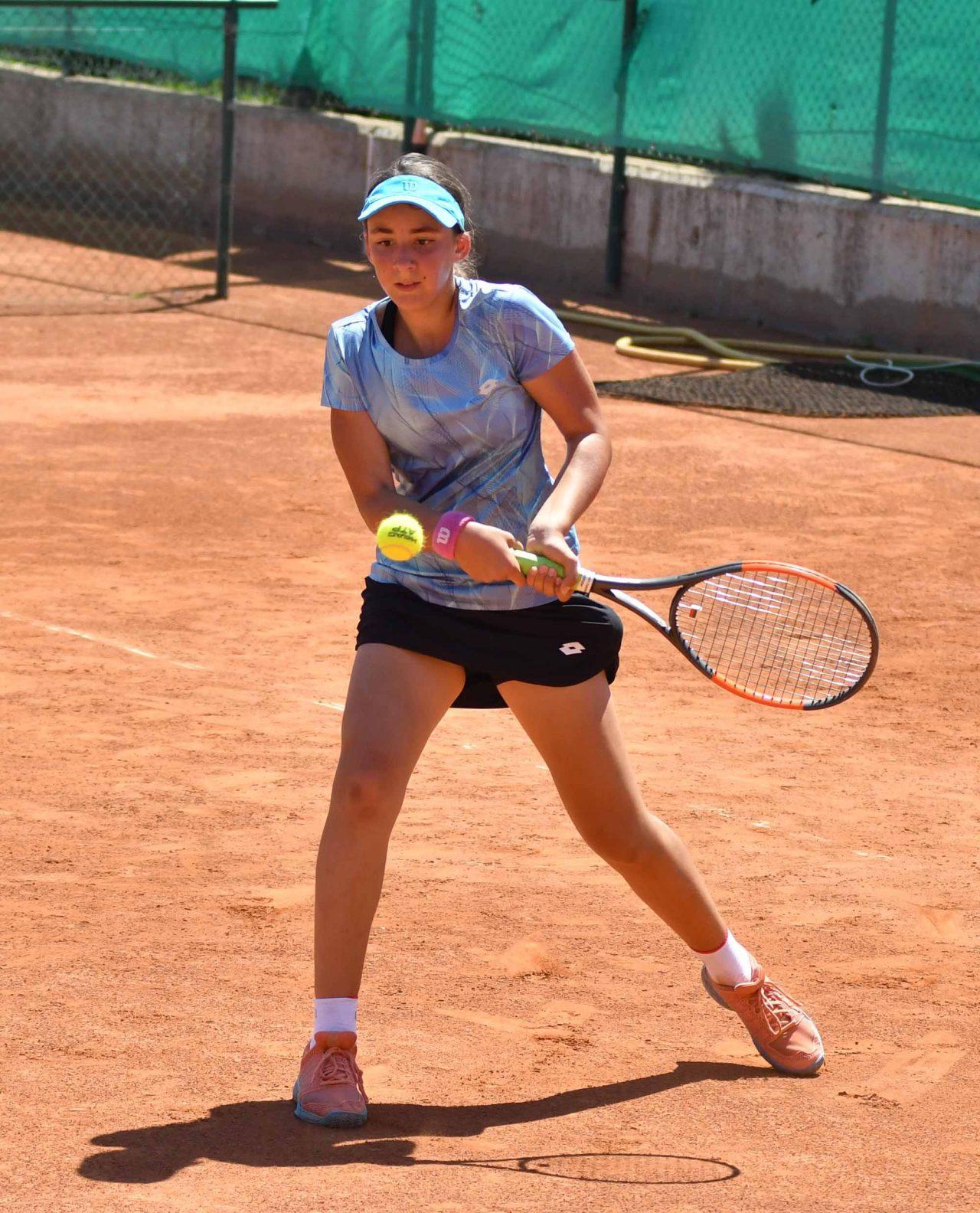 Държавно първенство тенисдо 16 години Сливен (10)