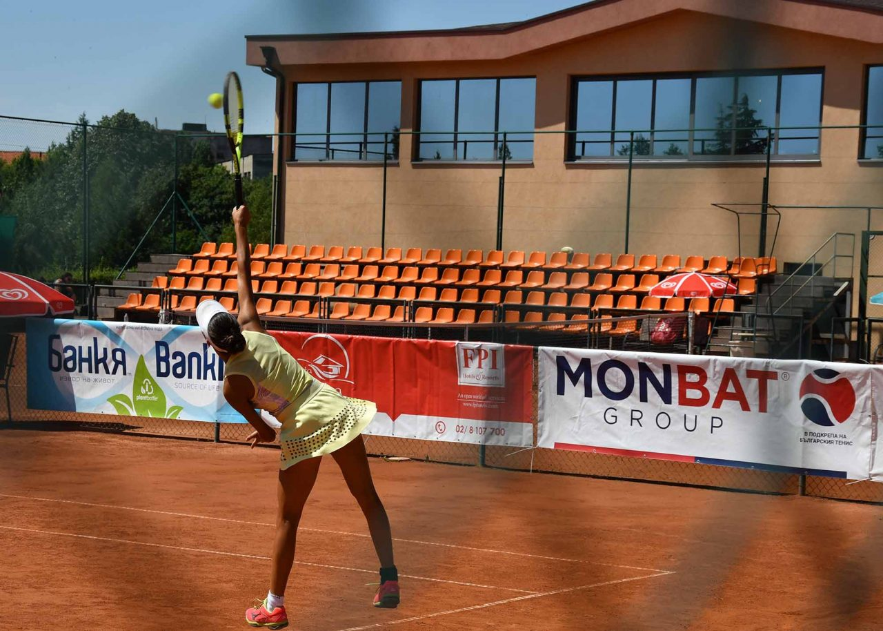 Държавно първенство тенисдо 16 години Сливен (2)